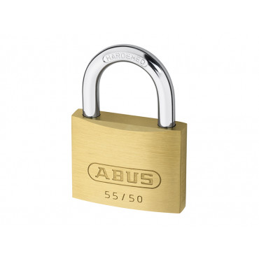 55/50 50mm Brass Padlocks