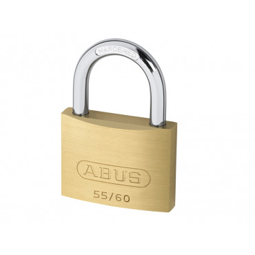 55/60 60mm Brass Padlocks