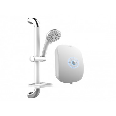 iCare White 10.5kW Electric Shower