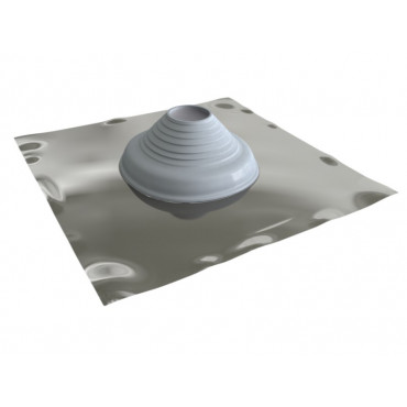 Seldek Aluminium High Temperature 110 - 200mm Grey Silicone SDA202G