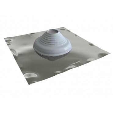 SeldekAluminium High Temperature 110 - 200mm Grey Silicone SDA202G