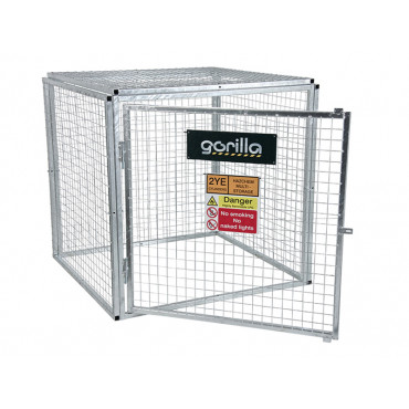 Gorilla Bolt Together Gas Cages