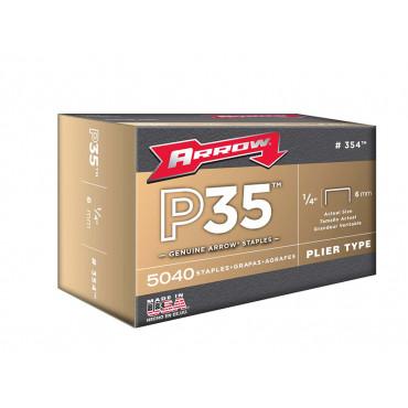 P35 Staples