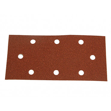 1/3 Perforated Sanding Sheets 93 x 185mm