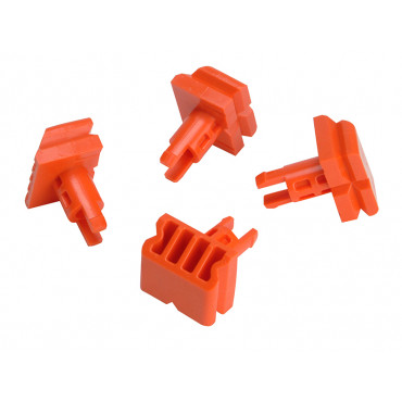 X40400 Vice Pegs for Workmate Pack of 4