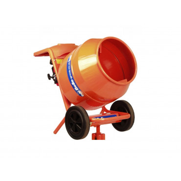 Minimix 150 Honda GX120 Tip Up Cement Mixer
