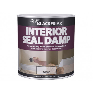 Interior Damp Seal