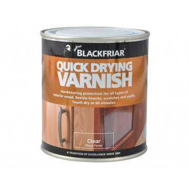 Quick Drying Duratough Interior Varnish