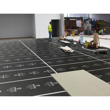 Protection Board 2.4m x 1.2m Black Packs