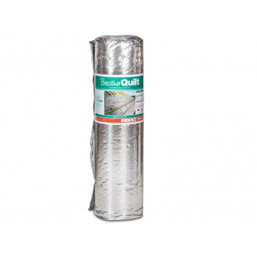 Breatherquilt 2 in 1 Multifoil Insulation 1.2m x 10m Rolls
