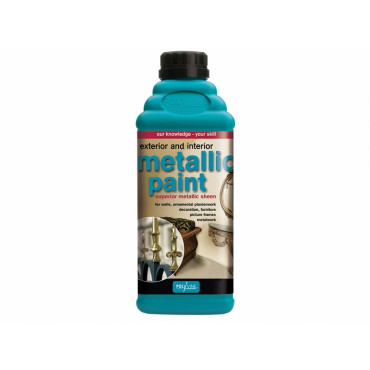 Exterior & Interior Metallic Paint