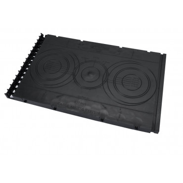 450 X 300 B125 CHAMBER PANEL PP Comes With CUTOUTS CD252