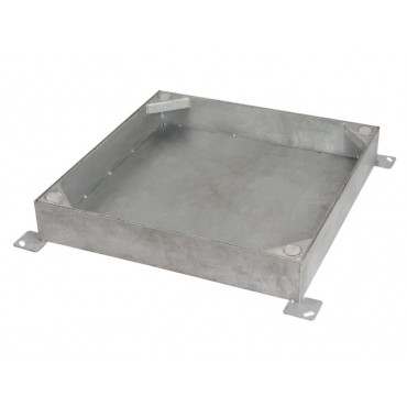 600 x 600 x 100mm Recessed Manhole Cover and Frame