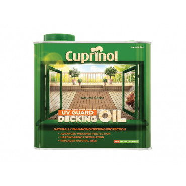 UV Guard Decking Oil