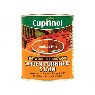 Softwood & Hardwood Garden Furniture Stain 750ml