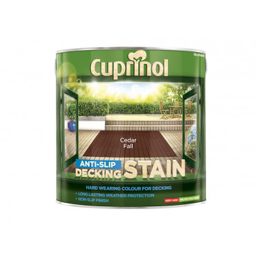 Anti Slip Decking Stain