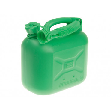 Petrol Can & Spout 5 Litre