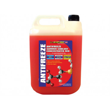 Concentrated Antifreeze O.A.T Red