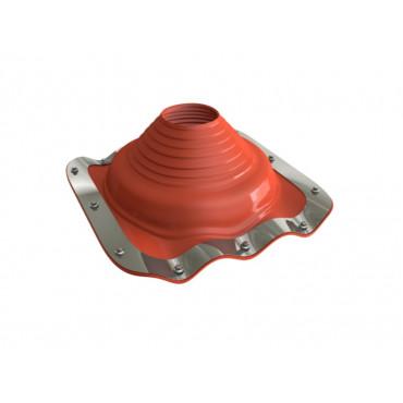 Dektite Premium 5-55mm Red Silicone DFE201RE