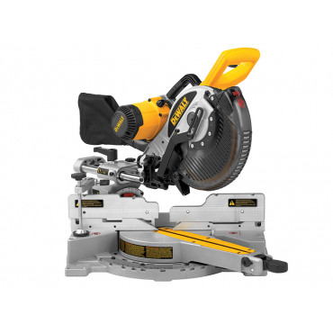 DW717XPS Sliding Compound Mitre Saw XPS 250mm