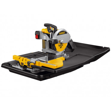 D24000 Wet Tile Saw with Slide Table