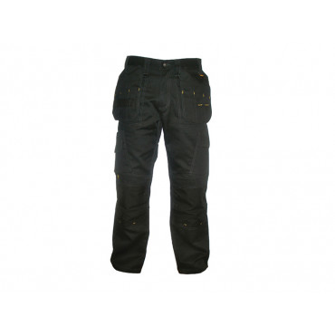 Work Trousers Pro Tradesman Black