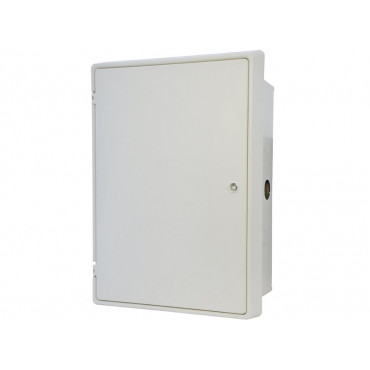 Built-In Electric Meter Box White EB0011