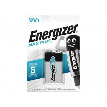 MAX PLUS™ 9V Alkaline Battery (Pack 1)