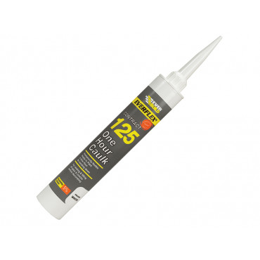 One Hour Caulk White 125