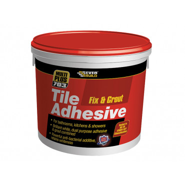 Fix & Grout Tile Adhesive 703