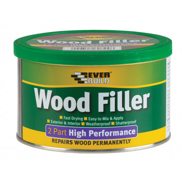 Wood Filler High Performance 2 Part