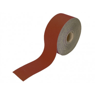 115mm Red Aluminium Oxide Paper Rolls