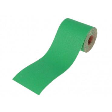 100mm Green Aluminium Oxide Sanding Paper Rolls