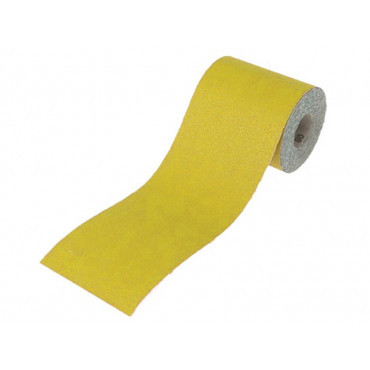 115mm Yellow Aluminium Oxide Paper Rolls