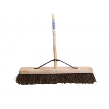 Stiff Bassine Broom & Brushes