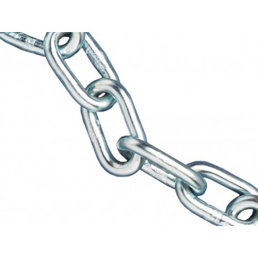 Zinc Plated Chains
