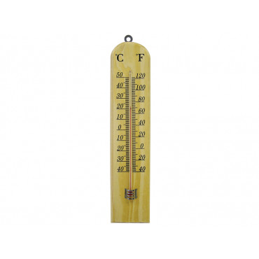 Thermometer Wall Wood