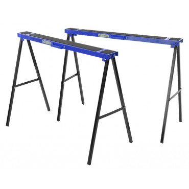 Steel Trestles(Set 2) Height 78cm x Length 100cm x Width 10cm