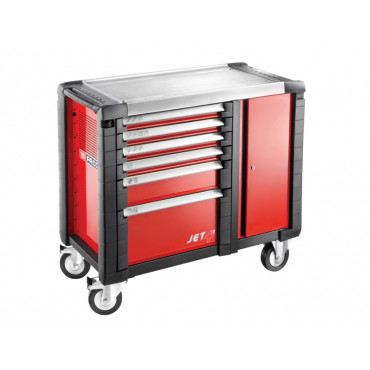Jet.T6M3 Mobile Work Bench 6 Drawer