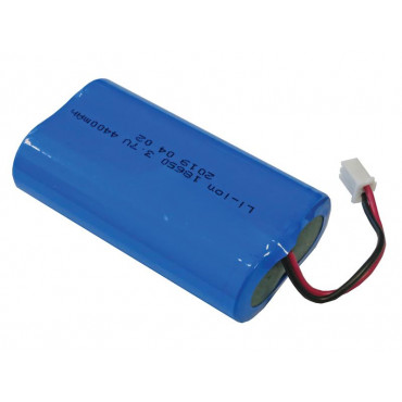 Replacement Battery 3.7V 4400mAh for FPPSLLEDPOD2