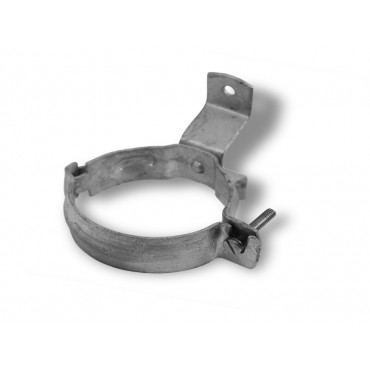 Steel Circular Pipe Clip 135mm 100mm Diameter