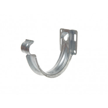Steel Half Round Fascia Bracket 135mm 100mm Diameter