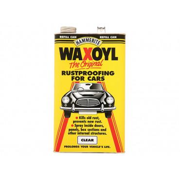 Waxoyl Rustproofing