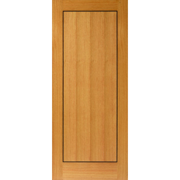 OAK CLEMENTINE Prefinished Internal Fire Door