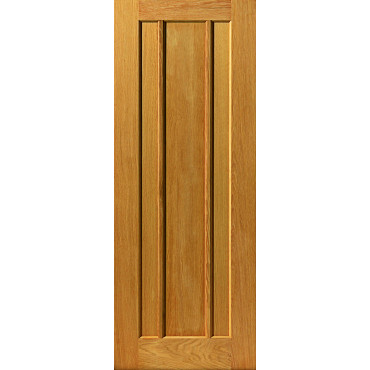 OAK EDEN Unfinished Internal Door