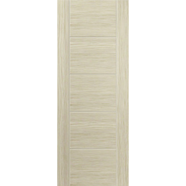 IVORY Prefinished Internal Fire Door