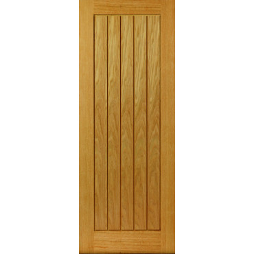 OAK THAMES Prefinished Internal Fire Door