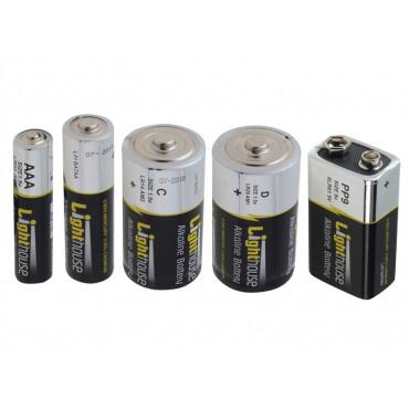 Alkaline Batteries AAA LR03 1120mah