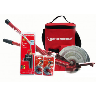 Superfire 2 Kit with Multibender, Carry Bag and Pipeslice Hotbag Deal