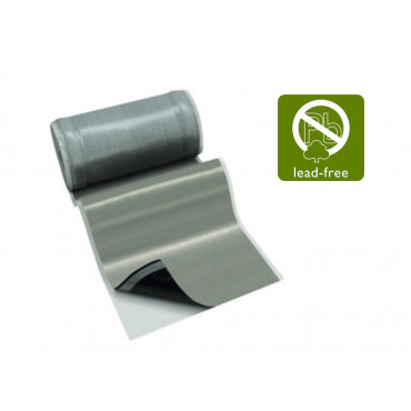 9956 Lead Free Rapid Flashing Roll 280mm x 10m Slate Grey